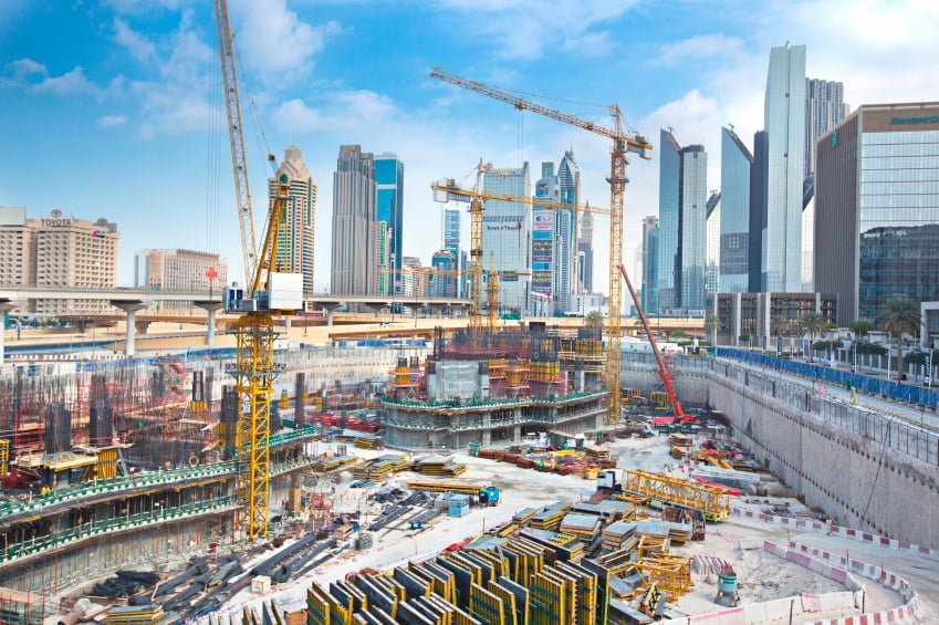 Construction Growth 2016
